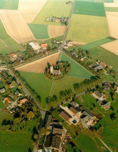 Oranierfahrradroute-Bedburg-Hau-luftbild-louisendorf-1
