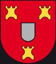 Logo der Stadt Kalkar auf der Oranier-Fahrradroute von Lingen über Apeldoorn nach Moers