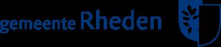Logo der Gemeinde Rheden auf der Oranier-Fahrradroute von Lingen über Apeldoorn nach Moers